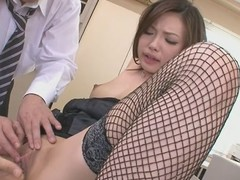 Two Guys Fuck And Creampie Aiko Hirose Handy The Office