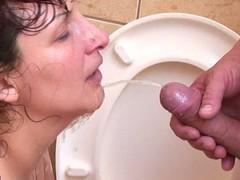 Kinky older sex on a public masterfulness