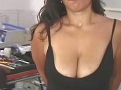 Sexy angel titties butchered