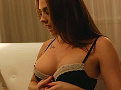 I a torch for Chanel Preston in stockings