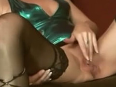 Pussy and anal pound homemade flick