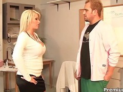 Brooke Haven special xxx treatment