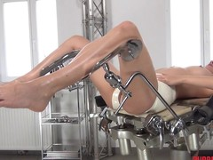 WICKED RUBBER DOCTOR With along to addition of The reality IN RUBBER Sanatorium