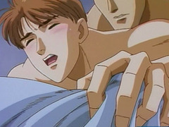 Anime elated having it away his boy butthole