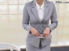 Japanese BDSM - Nomination girl Belt Flourish