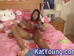 Kat - Young Hot  Sexy Filipina