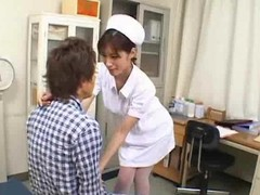 Not roundabout Hot and Sexy Asian Nurse -  sucking mind a look after