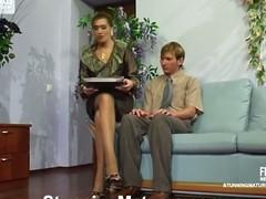 Helena&Rolf tasteless older clip