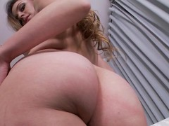 Remarkable reviling scene with a sweets girl Zoey Foxx
