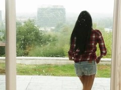 Nasty legal seniority teenager is banged