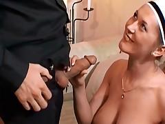 Licking Maid