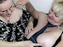 OldNanny Old Granny and fat Older